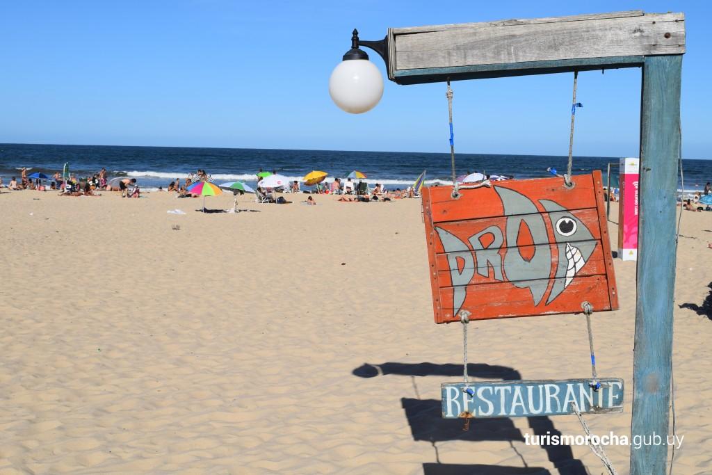 Restaurante Proa en Barra de Valizas