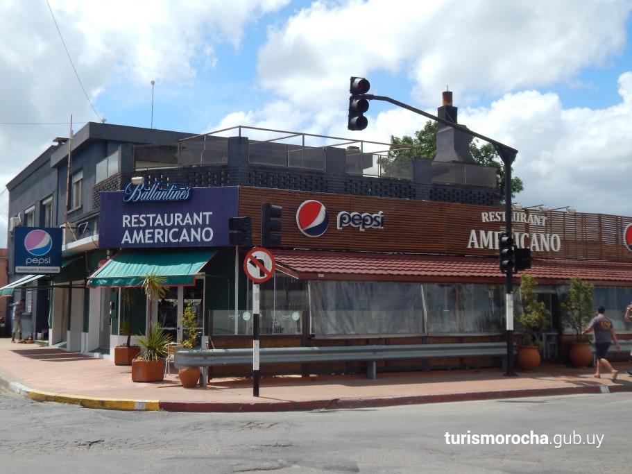 Restaurante Americano en Rocha