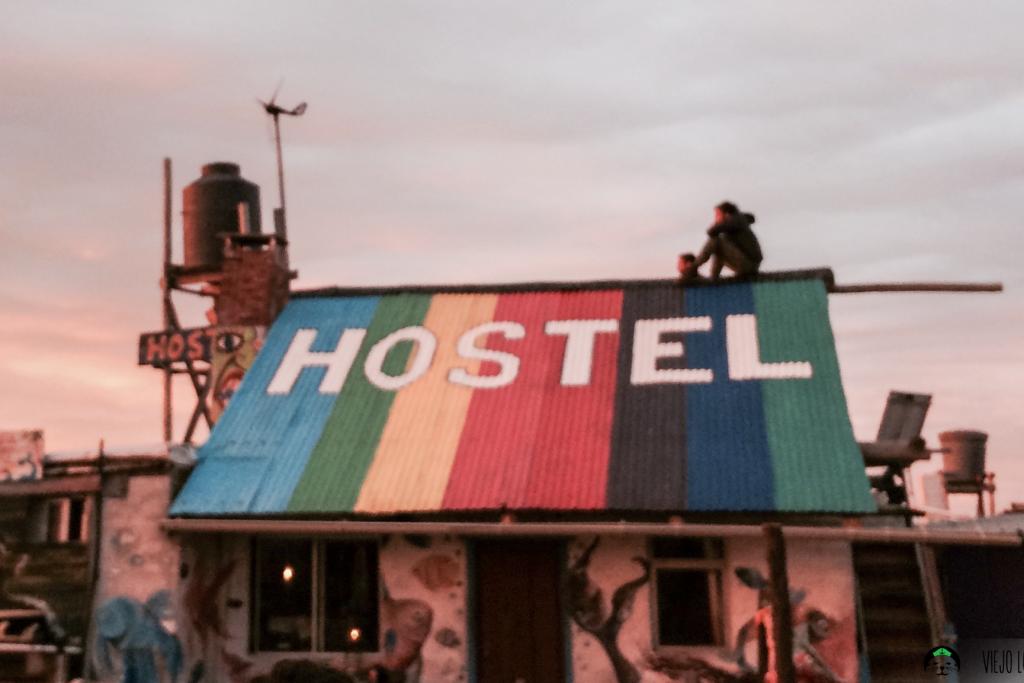 Viejo Lobo Hostel