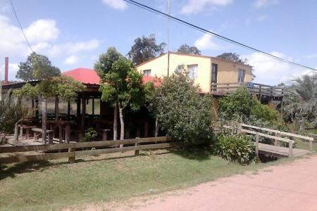 Restaurante Lo de Cholo en Barra de Valizas