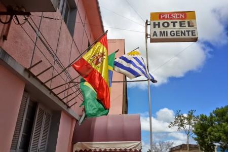 Hotel A mi gente in Castillos