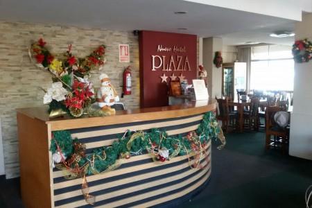 Nuevo Hotel Plaza en Chuy