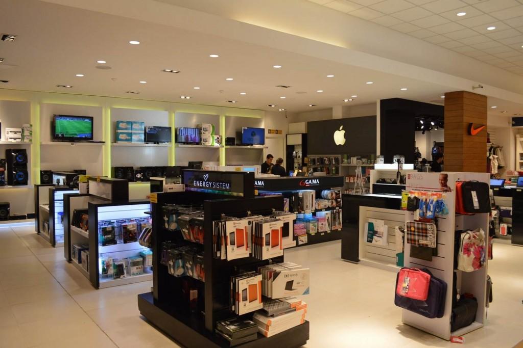 Free shops de Chuy