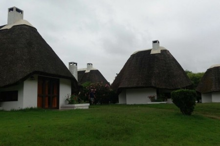 Cabins and bungalows for rent in La Pedrera, Uruguay, for up to 6 people