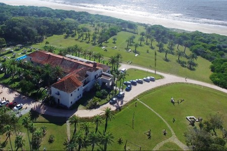 Parque Oceánico Hotel, accommodation in La Coronilla, Uruguay