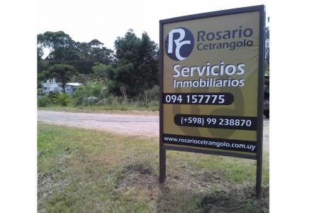 Rosario Cetrangolo en La Coronilla