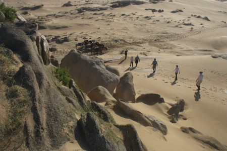 Cabalgata y paseo por Cabo Polonio