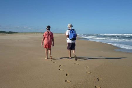 Costeando Uruguay en Cabo Polonio