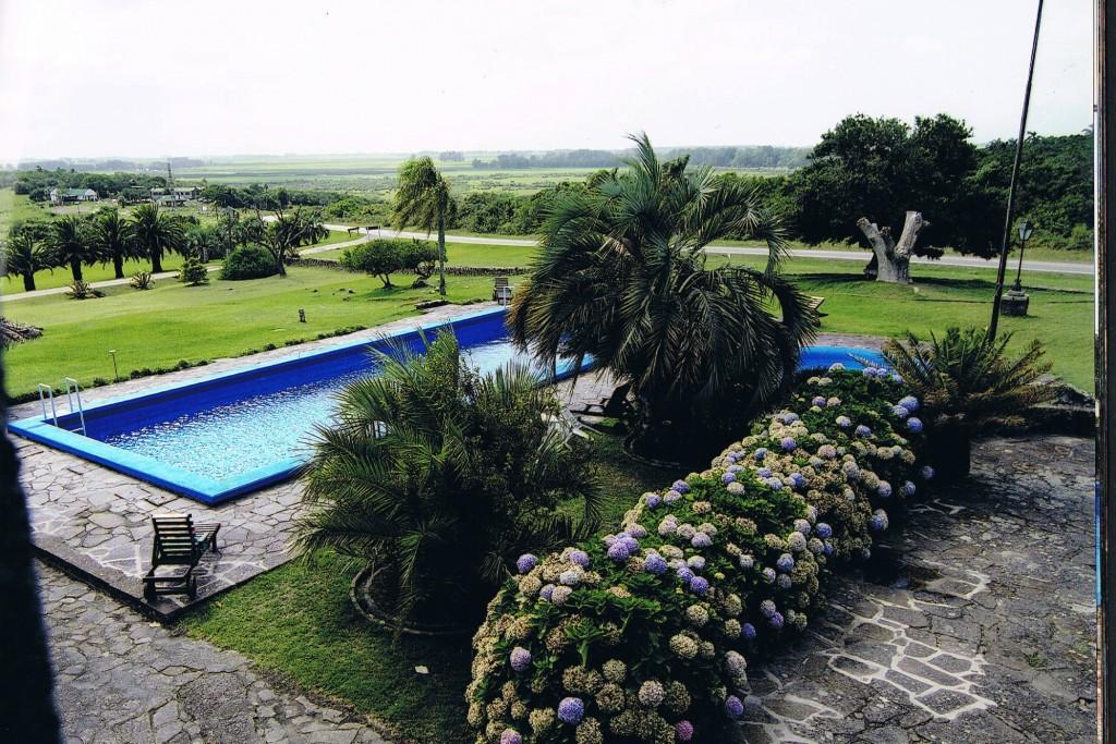 Piscina en Fortín de San Miguel Uruguay