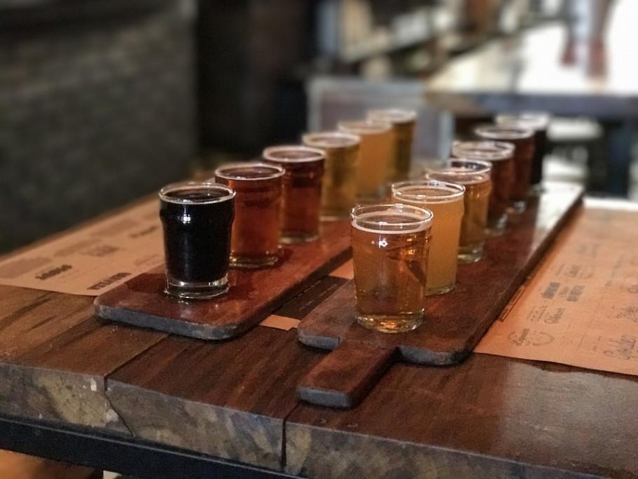Cervezas artesanales de Rocha