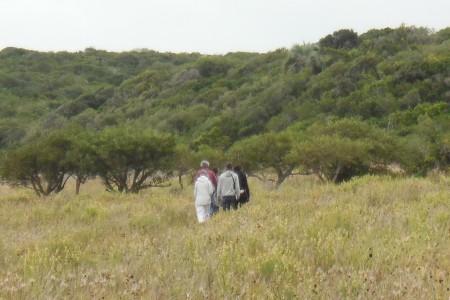 Paseo por Laguna Negra y Potrerillo de Santa Teresa con Marianna Aventuras