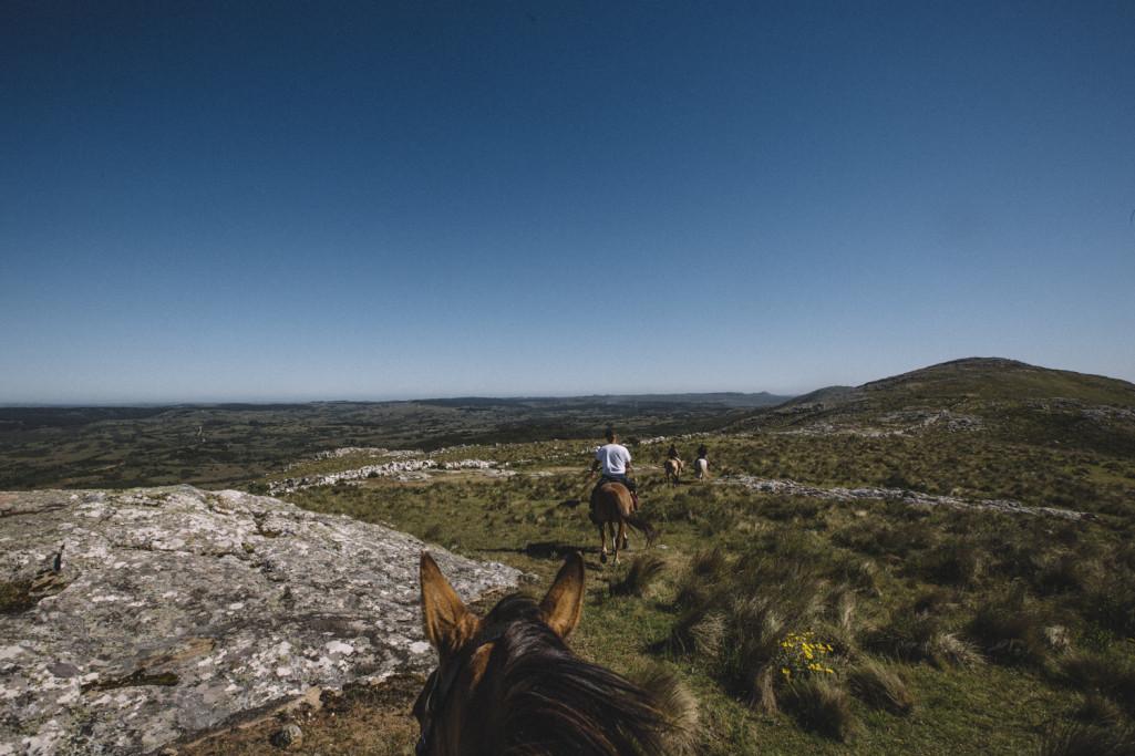 Cabalgata por las Sierras de Rocha