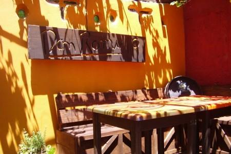 Restaurante Don Rómulo en La Pedrera
