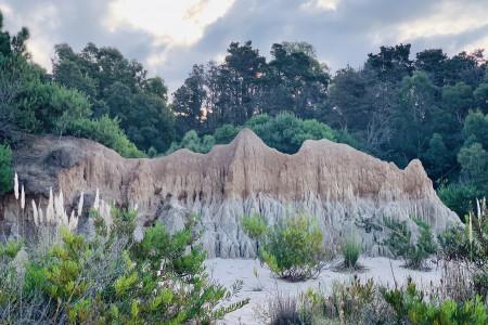 Recorrido guiado y picnic en las Cárcavas Milenarias de Punta Rubia, un paisaje con más de 140.000 años
