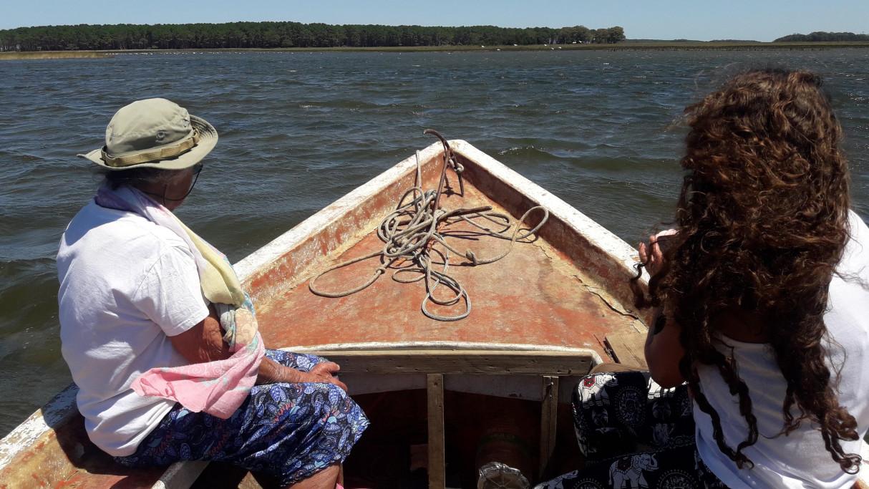 Paseo en bote por la Laguna de Rocha