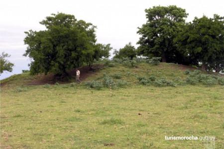 Paseo por los Cerritos de Indios y merienda a orillas de la Represa de India Muerta