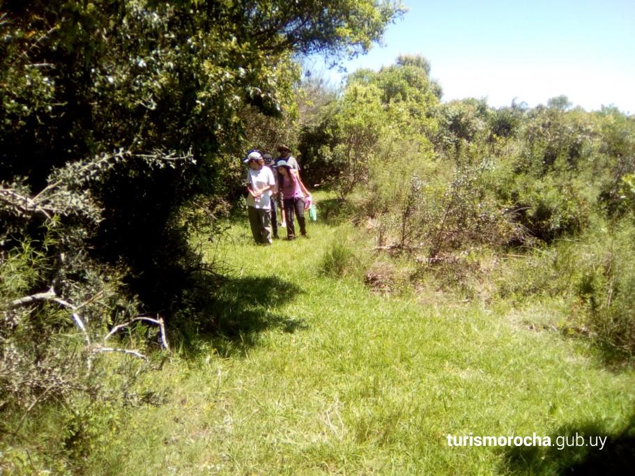 Paseo al Potrerillo de Santa Teresa y Laguna Negra