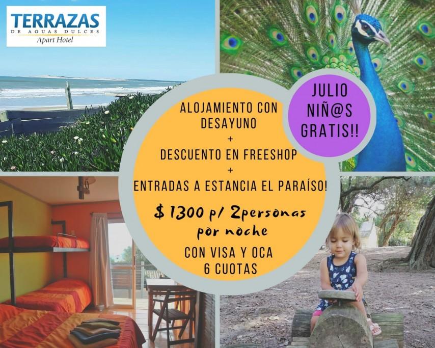 Promoción Terrazas de Aguas Dulces, Rocha, Uruguay