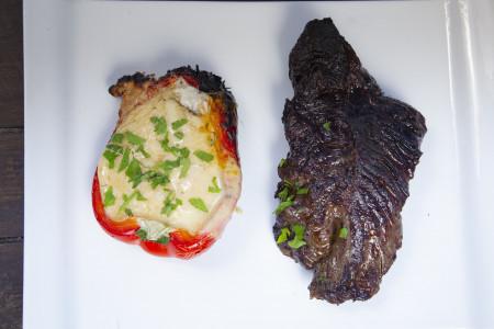 Entraña de ternera a la plancha. Una receta bien uruguaya con uno de los cortes más populares de nuestro país