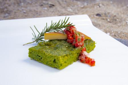 Receta de faina de algas. ¿Cómo se prepara? ¿Qué ingredientes lleva?