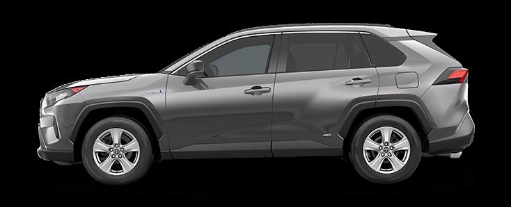 2020 Toyota Rav4 Hybrid Everyday Deserves More Adventure