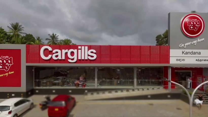 Cargills Food City Vavuniya