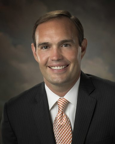 Dr. James Hurley, 28th president of Tusculum