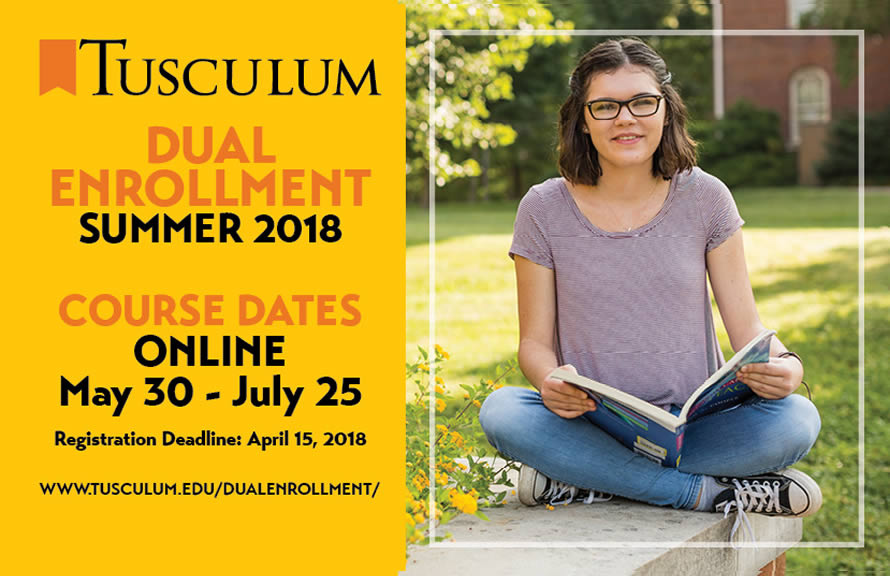 Summer 2018 Dual Enrollment