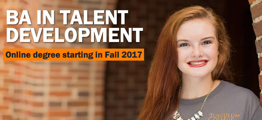 BA in Talent Development
