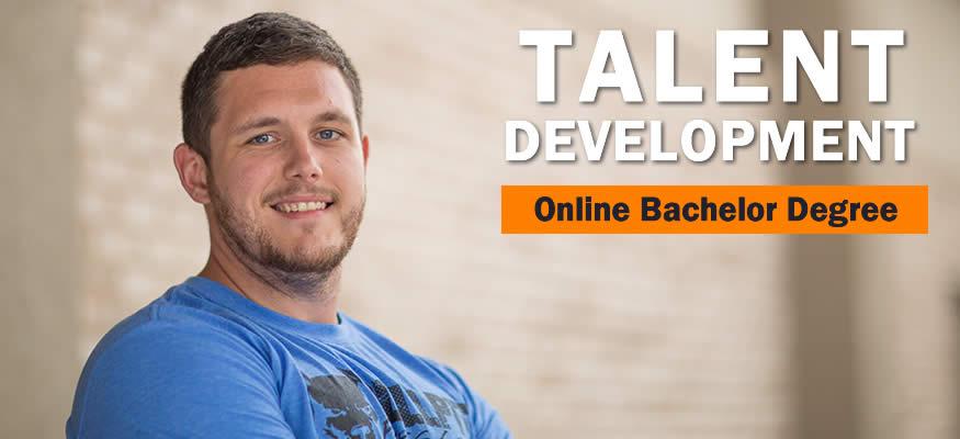 BA in Talent Development