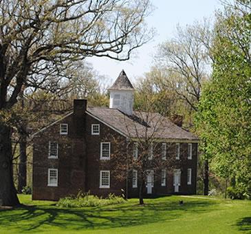 President Andrew Johnson Museum & Library