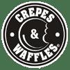 logo Crepes & Waffles Restaurante