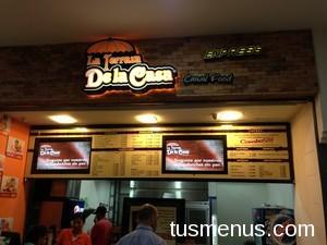 Restaurante La Terraza De La Casa En Barranquilla