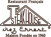 logo Steak House Chez Ernest Restaurante