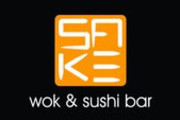 logo Sake Wok & Sushi bar Parque Washington