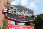 logo Cadillac Diner Restaurante & Bar