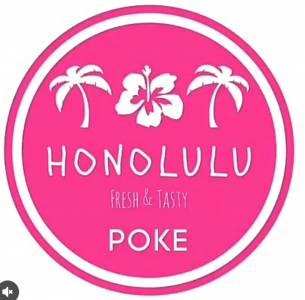 logo Honolulu Poke Calle 82 no 57