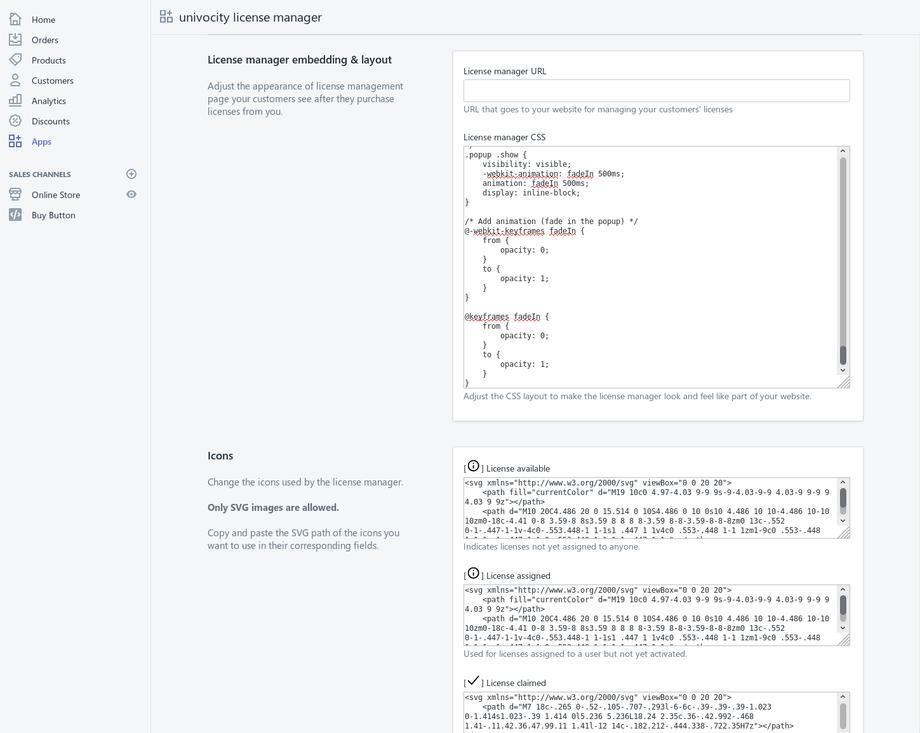 License manager tutorial – uniVocity data integration