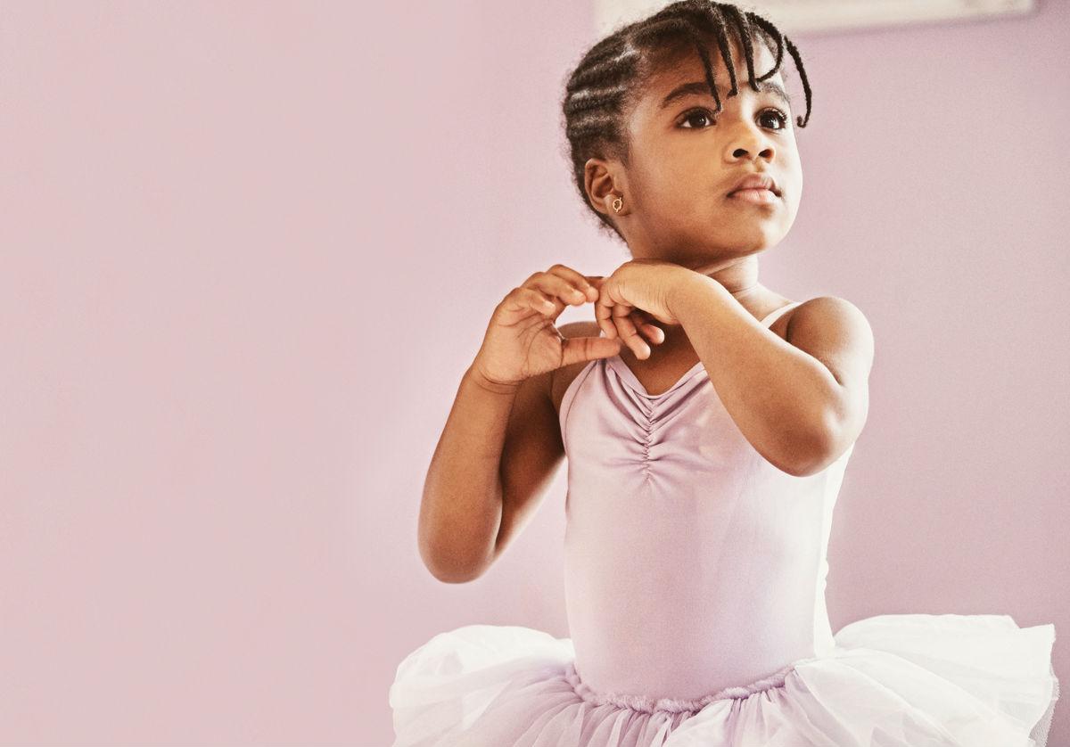 Children's Ballet Studio & Toddler Dance Classes Near Raleigh