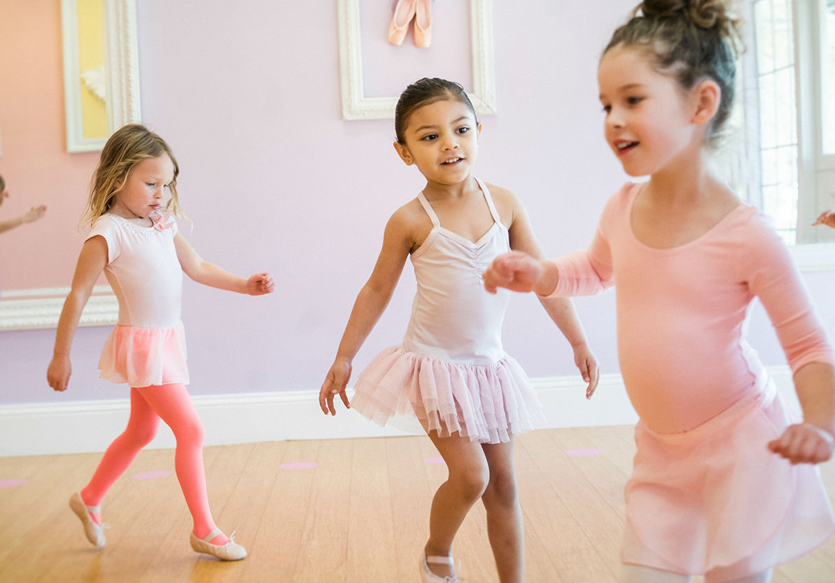 bf6c6f72a Ballet Classes for Toddlers and Kids