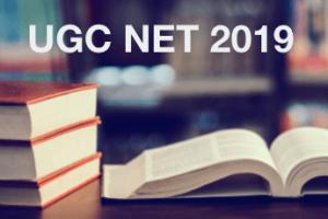 1. UGC NET Exam 2019