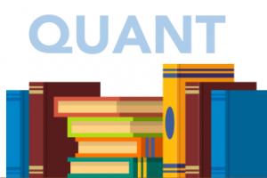 18 Books for Quant section (GMAT)