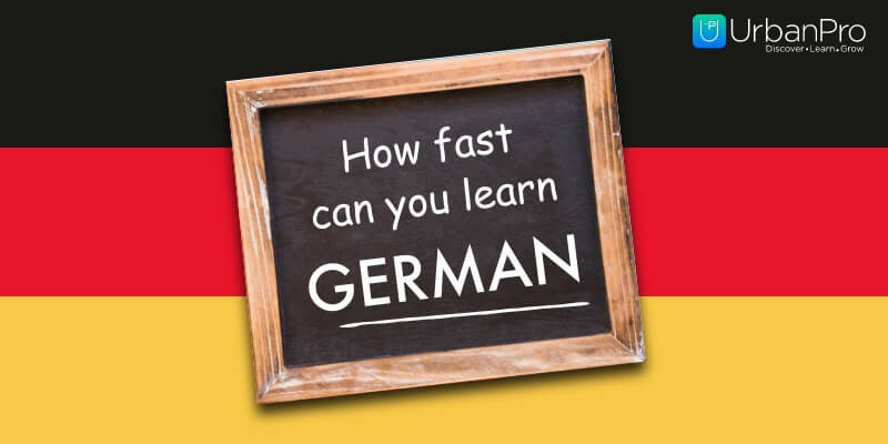 1852 How fast can you learn German