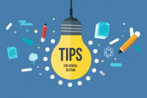 20 Tips for Verbal Section of GMAT exam