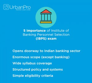 5 importance of Institute of Banking Personnel Selection IBPS exam