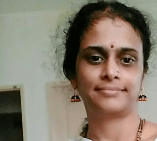 Sreedevi Pavani, an Art & Craft Trainer from Chennai