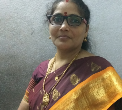 Asha S, a Telugu Trainer  from Hyderabad