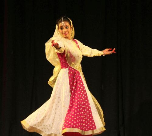 Aishwarya Srivastava, a Kathak Trainer from New Delhi