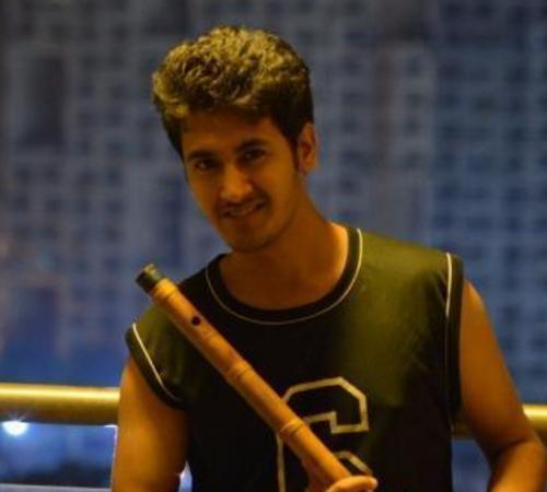 Nikhil Tewari, a Flute Trainer from Mumbai