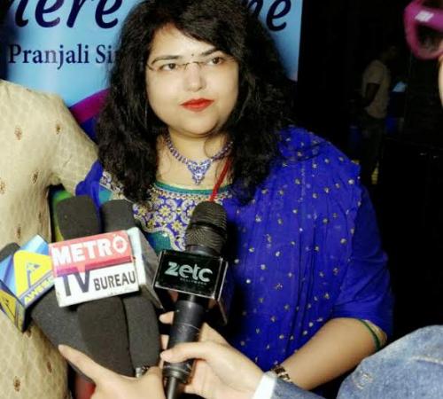 Rashmi Mazhari, a BA Tutor from Chandigarh